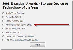 Engadget awards 2